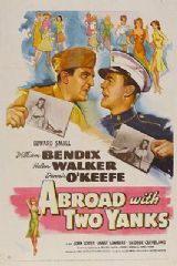 Abroad with Two Yanks 1944 DVD - William Bendix / Helen Walker